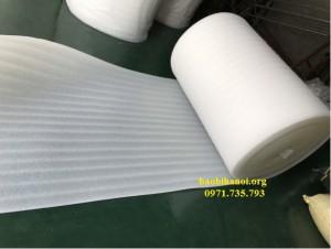 Cuộn Xốp foam cắt khúc theo yêu cầu